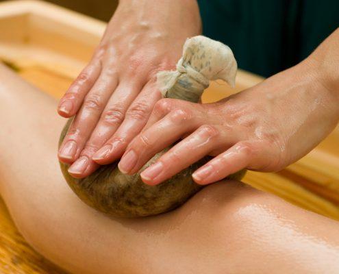 Ayurveda München Massage Kizhi
